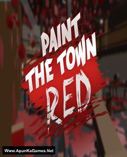 Paint the Town Red Cover, Poster, Full Version, PC Game, Download Free