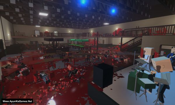 Paint the Town Red Screenshot 1, Full Version, PC Game, Download Free