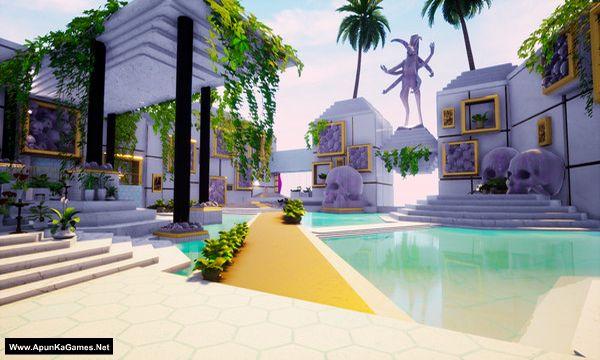 Paradise Killer Screenshot 1, Full Version, PC Game, Download Free
