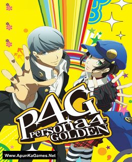Persona 4 Golden Cover, Poster, Full Version, PC Game, Download Free