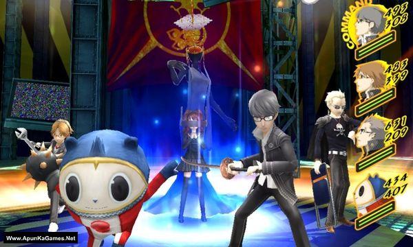 Persona 4 Golden Screenshot 1, Full Version, PC Game, Download Free
