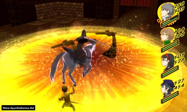 Persona 4 Golden Screenshot 2, Full Version, PC Game, Download Free