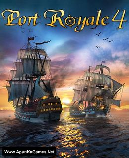 Port Royale 4 Cover, Poster, Full Version, PC Game, Download Free