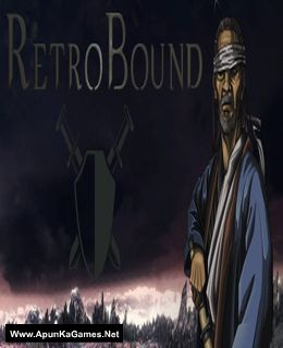 RetroBound Cover, Poster, Full Version, PC Game, Download Free