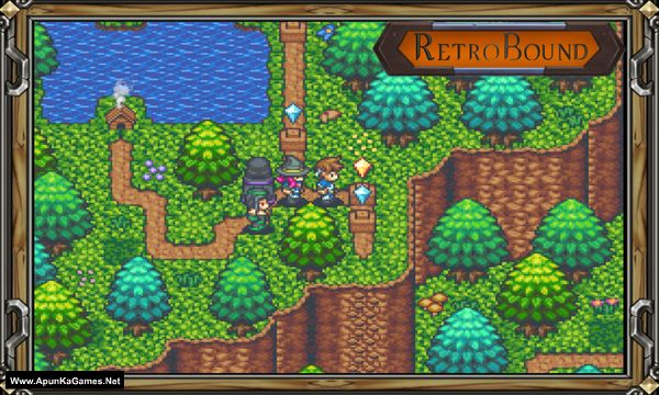 RetroBound Screenshot 3, Full Version, PC Game, Download Free