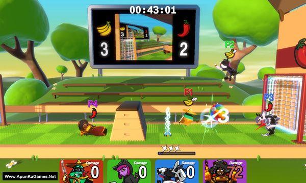 Slap City Screenshot 2, Full Version, PC Game, Download Free