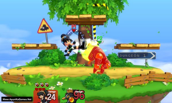 Slap City Screenshot 3, Full Version, PC Game, Download Free