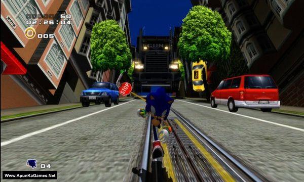 Sonic Adventure 2 Screenshot 1, Full Version, PC Game, Download Free