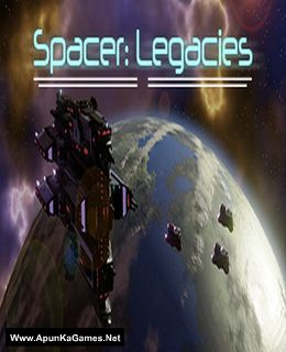 Spacer: Legacies Cover, Poster, Full Version, PC Game, Download Free