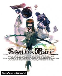 Steins;Gate Cover, Poster, Full Version, PC Game, Download Free
