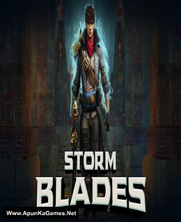 Stormblades Cover, Poster, Full Version, PC Game, Download Free