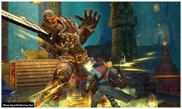 Stormblades Screenshot 1, Full Version, PC Game, Download Free