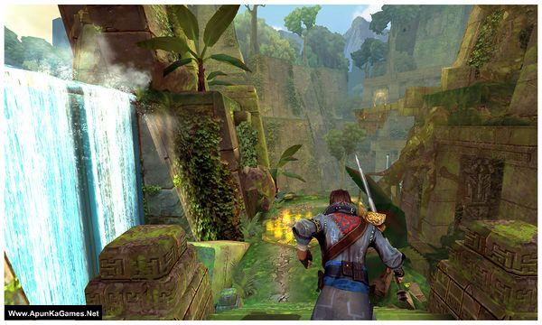 Stormblades Screenshot 2, Full Version, PC Game, Download Free