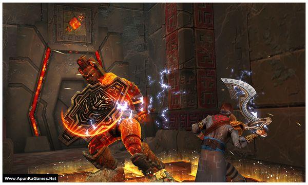 Stormblades Screenshot 3, Full Version, PC Game, Download Free