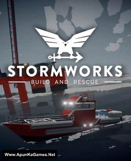 Stormworks Buildand Rescue Cover, Poster, Full Version, PC Game, Download Free