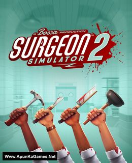 Surgeon Simulator 2 Cover, Poster, Full Version, PC Game, Download Free