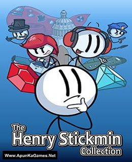 The Henry Stickmin Collection Cover, Poster, Full Version, PC Game, Download Free