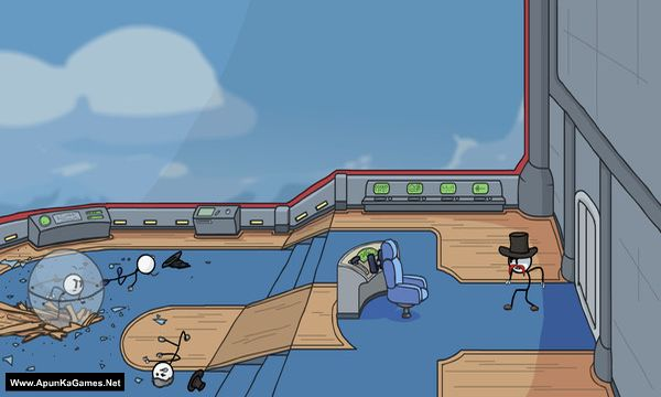 The Henry Stickmin Collection Screenshot 3, Full Version, PC Game, Download Free