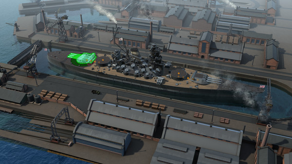 Ultimate Admiral: Dreadnoughts Screenshot 1, Full Version, PC Game, Download Free