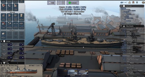 Ultimate Admiral: Dreadnoughts Screenshot 3, Full Version, PC Game, Download Free