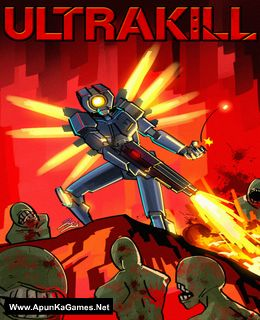 Ultrakill Cover, Poster, Full Version, PC Game, Download Free