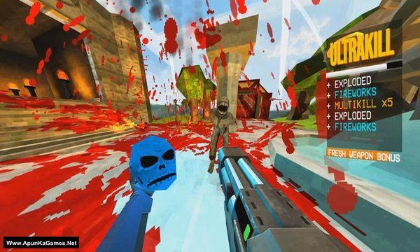 Ultrakill Screenshot 1, Full Version, PC Game, Download Free