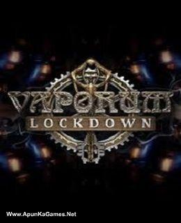 Vaporum: Lockdown Cover, Poster, Full Version, PC Game, Download Free