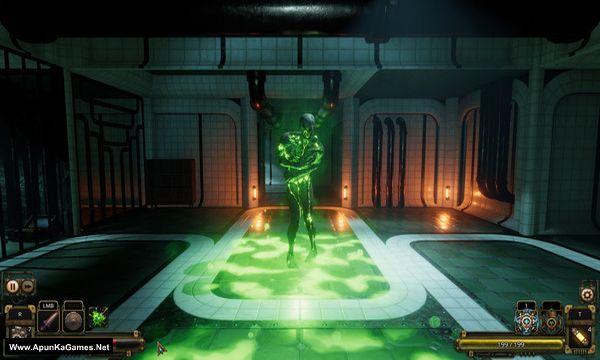 Vaporum: Lockdown Screenshot 1, Full Version, PC Game, Download Free