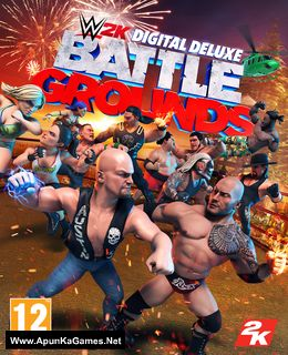 WWE 2K Battlegrounds Cover, Poster, Full Version, PC Game, Download Free
