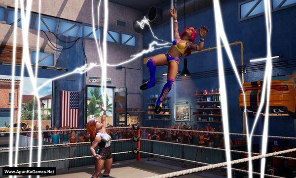 WWE 2K Battlegrounds Screenshot 2, Full Version, PC Game, Download Free