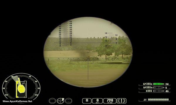 WWII Battle Tanks: T -34 vs. Tiger Screenshot 2, Full Version, PC Game, Download Free