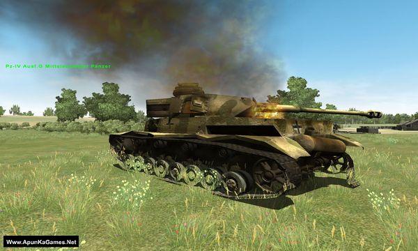 WWII Battle Tanks: T -34 vs. Tiger Screenshot 3, Full Version, PC Game, Download Free