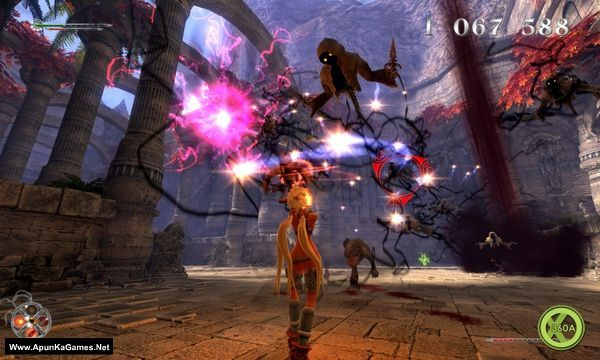 X-Blades Screenshot 3, Full Version, PC Game, Download Free