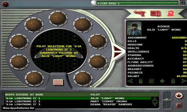 X-COM: Interceptor Screenshot 2, Full Version, PC Game, Download Free