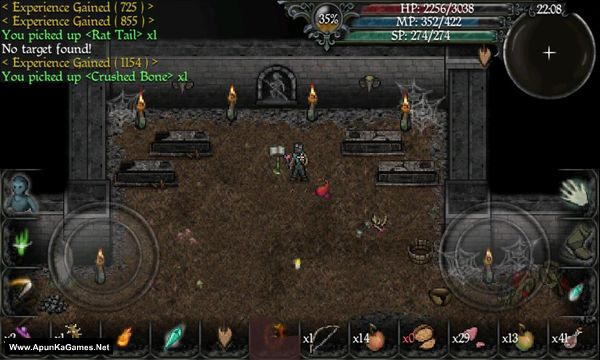 9th Dawn Classic: Clunky controls edition Screenshot 1, Full Version, PC Game, Download Free