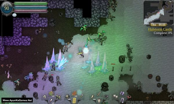 9th Dawn Classic: Clunky controls edition Screenshot 2, Full Version, PC Game, Download Free