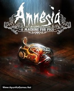 Amnesia: A Machine for Pigs Cover, Poster, Full Version, PC Game, Download Free