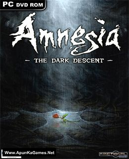 Amnesia: The Dark Descent Cover, Poster, Full Version, PC Game, Download Free