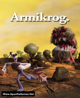 Armikrog Cover, Poster, Full Version, PC Game, Download Free