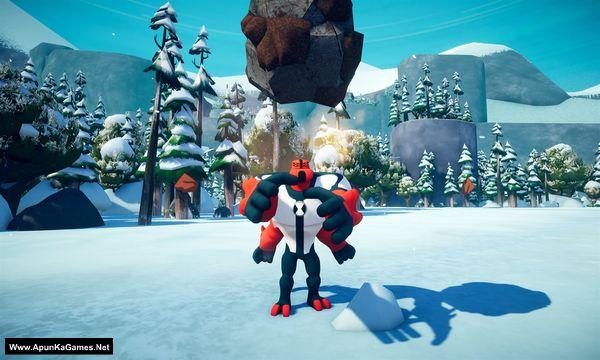 Ben 10: Power Trip Screenshot 1, Full Version, PC Game, Download Free