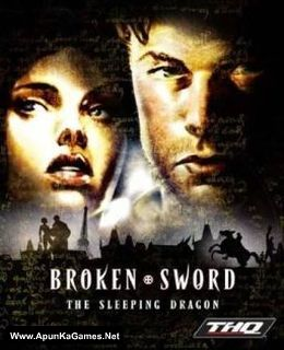 Broken Sword 3: The Sleeping Dragon Cover, Poster, Full Version, PC Game, Download Free