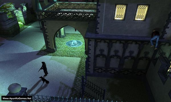 Broken Sword 3: The Sleeping Dragon Screenshot 2, Full Version, PC Game, Download Free