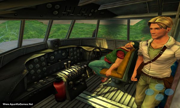 Broken Sword 3: The Sleeping Dragon Screenshot 3, Full Version, PC Game, Download Free