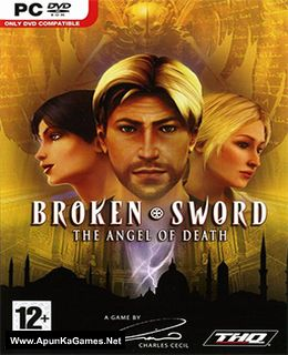 Broken Sword 4: The Angel of Death Cover, Poster, Full Version, PC Game, Download Free