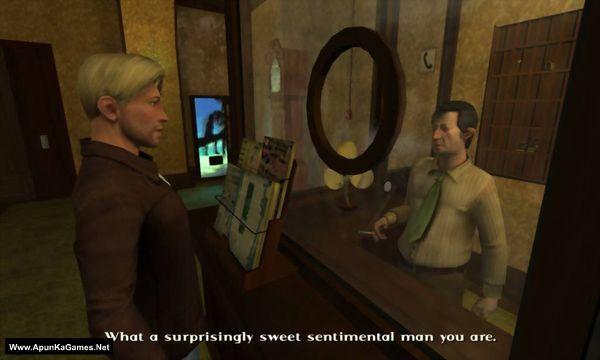 Broken Sword 4: The Angel of Death Screenshot 1, Full Version, PC Game, Download Free