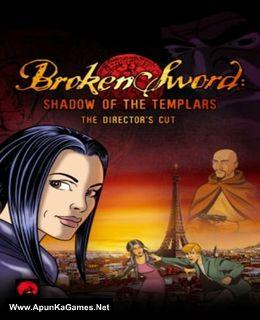 Broken Sword: Director's Cut Cover, Poster, Full Version, PC Game, Download Free