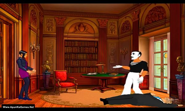 Broken Sword: Director's Cut Screenshot 2, Full Version, PC Game, Download Free