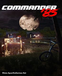 Commander '85 Cover, Poster, Full Version, PC Game, Download Free