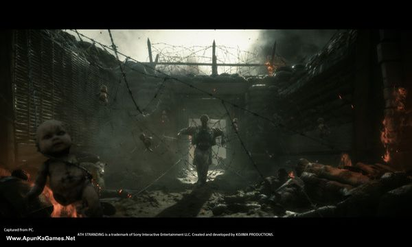 Death Stranding Screenshot 3, Full Version, PC Game, Download Free