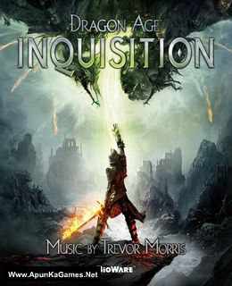 Dragon Age: Inquisition Deluxe Edition Cover, Poster, Full Version, PC Game, Download Free